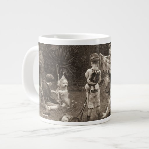 War Games 1877 Jumbo Mugs