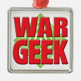 War Geek v2 Ornament