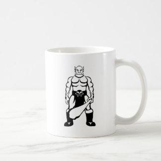 War Goblin Basic White Mug