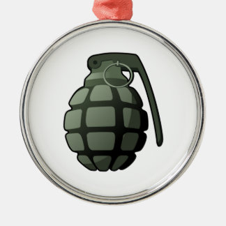 War Grenade Ornament