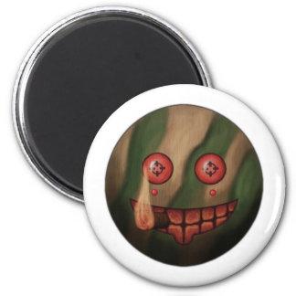 War Grin Magnet