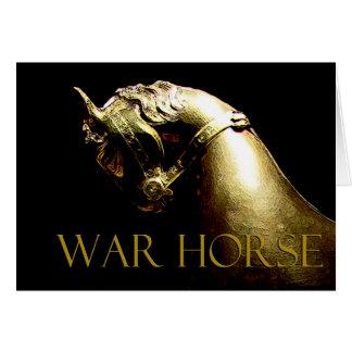 War Horse gifts & greetings Greeting Card