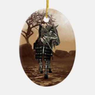 War Horse Ornament