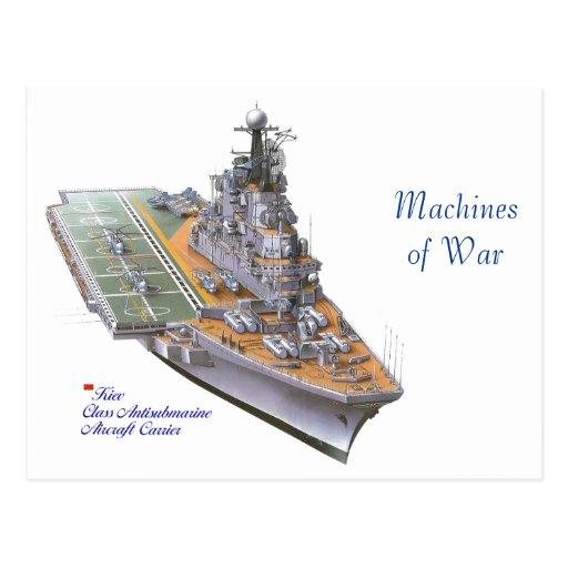 War Images for postcard