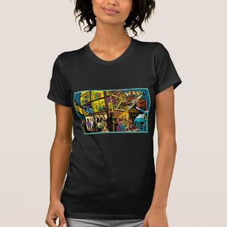 War in the Neighborhood Cartoon Art T-shirts