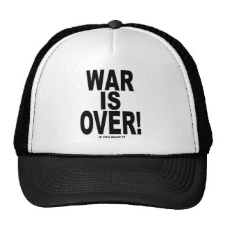 War Is Over if you want it Cap
