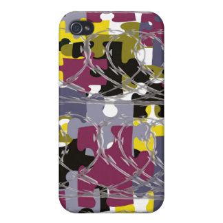 war is puzzling iPhone 4 cases