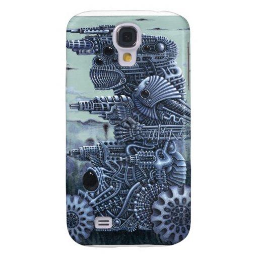 WAR MACHINE 3G iPHONE CASE Galaxy S4 Case