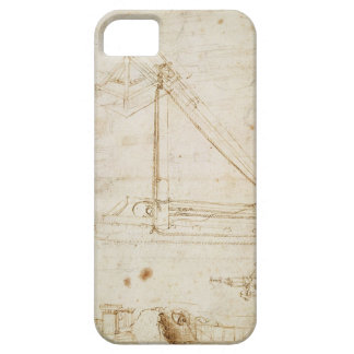 War machine (pencil on paper) iPhone 5 cases