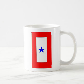 WAR MOTHERS FLAG 1 COFFEE MUG