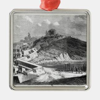 War of Duchies, Danish fortifications Christmas Ornament