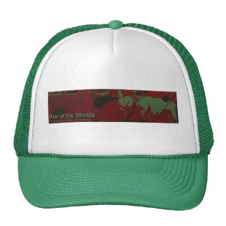 war of the worlds hat
