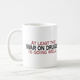 War On Drugs Coffee Mug
