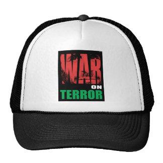 War On Terror Mesh Hat