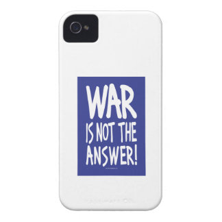 War, Peace Case-Mate iPhone 4 Cases