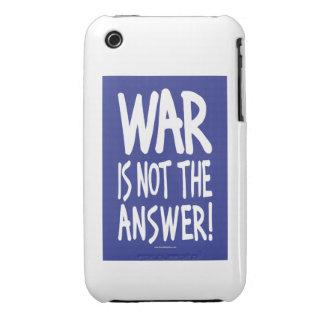 War, Peace iPhone 3 Case