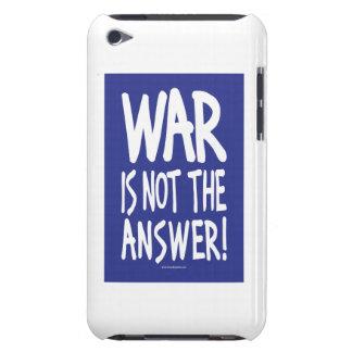 War, Peace iPod Case-Mate Cases