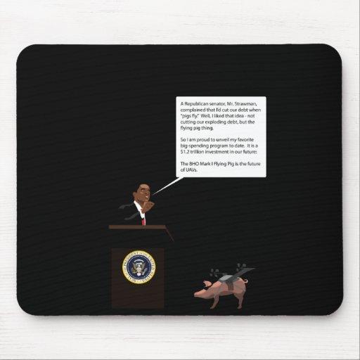 War Pig Mousepads