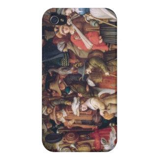 War Scene iPhone 4/4S Cover