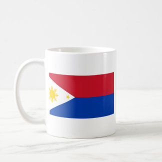 War   the Philippines, Philippines Basic White Mug