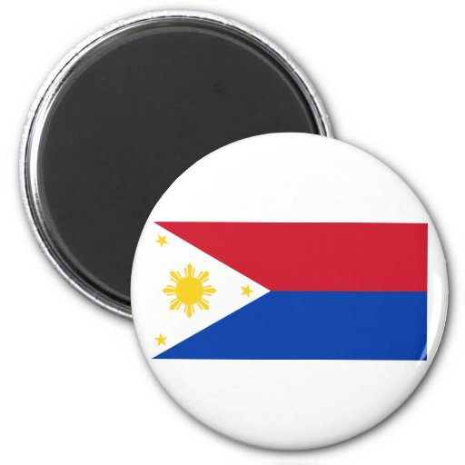 War   the Philippines, Philippines Magnet