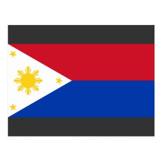 War   the Philippines, Philippines Postcard
