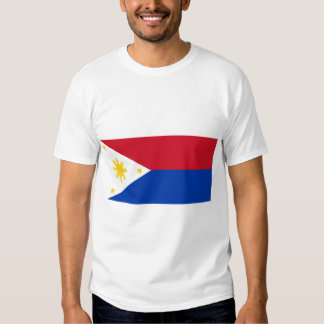 War   the Philippines, Philippines T Shirts