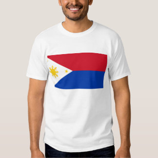 War   the Philippines, Philippines Tee Shirt
