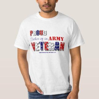 War Veteran Family honor remembrance Shirt