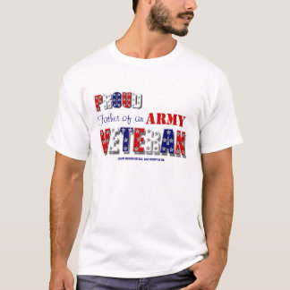 War Veteran Family honor remembrance T-Shirt
