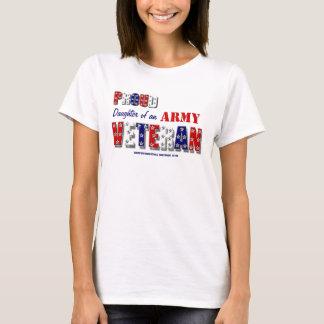 War Veteran Family honor remembrance T-Shirt