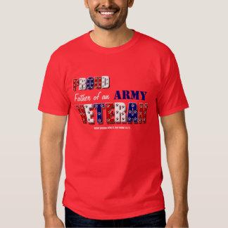 War Veteran Family honor remembrance Tshirts