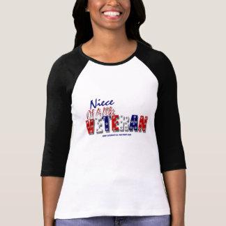 War veteran niece T-Shirt
