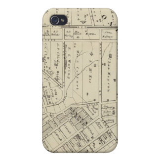 Ward 14 of Pittsburgh, Pennsyvania 2 Case For iPhone 4