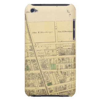 Ward 17 of Pittsburgh, Pennsyvania iPod Touch Cover