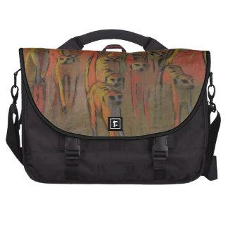 Wardancing Meerkats - Commuter Notebook Bag Bag For Laptop