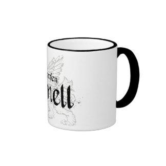 Warden Amell! Mugs