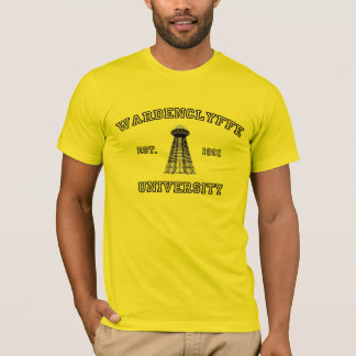 Wardenclyffe University T-Shirt