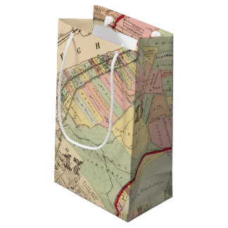 Wards 1819 of Pittsburgh, Pennsyvania Small Gift Bag