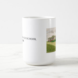 WARE SHOALS HIGH SCHOOL 1926 MUG