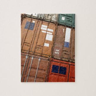 Warehouse storage jigsaw puzzle