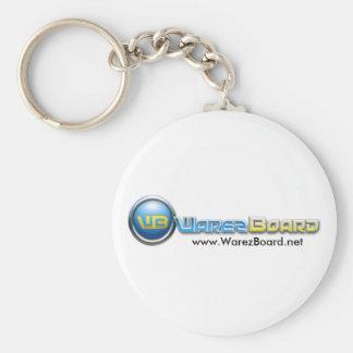 WarezBoard Keychain