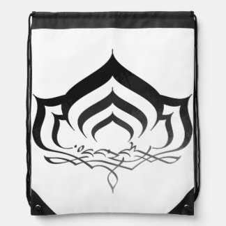 Warframe Lotus Backpack