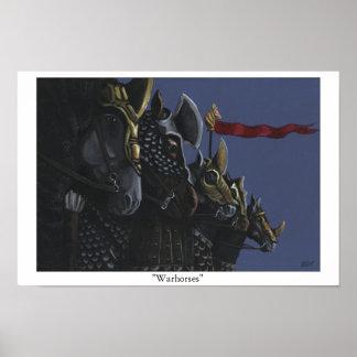 Warhorses Poster