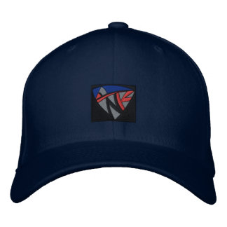 Warkites Hat front-back Embroidered Hats
