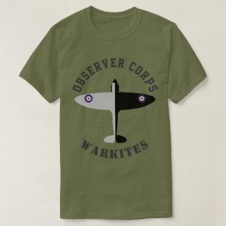 Warkites Observer Corps Spitfire T-Shirt