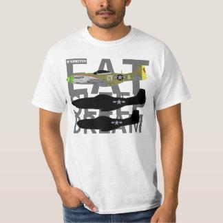 Warkites P-51 Mustang CY-A T-Shirt