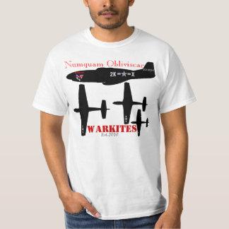 Warkites P-51 Mustang Est.2010 T-Shirt