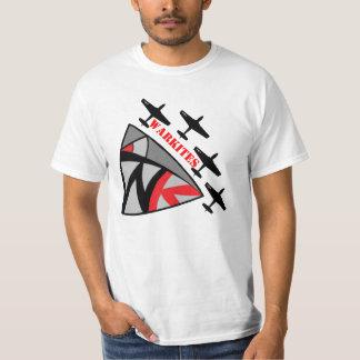 Warkites P-51 Mustang-Formation T-Shirt