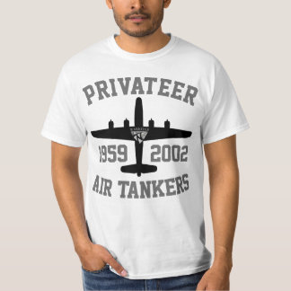 "Warkites PB4Y Privateer ""Air Tankers"" T-Shirt"